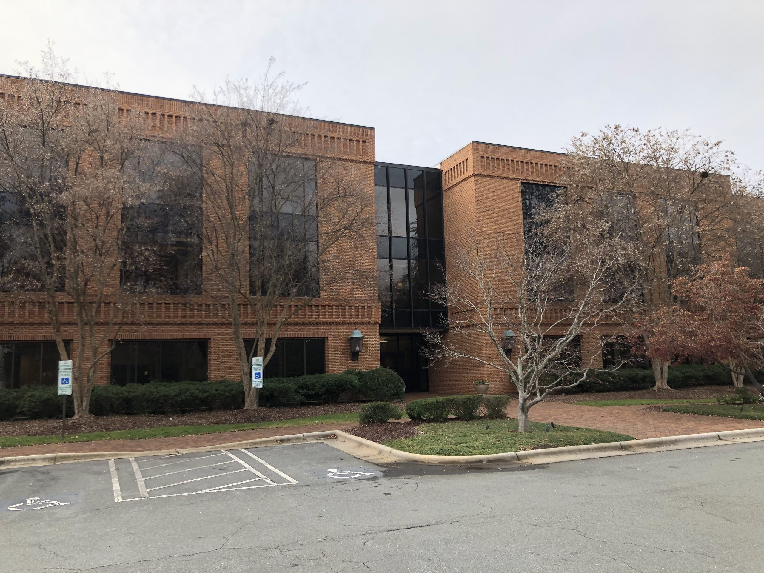 Raleigh Branch Photo