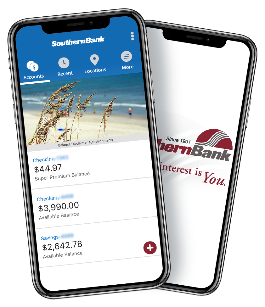 New Southern Bank Mobile App