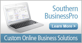 Southern BusinessPro Learn More Custom Online Business Solutions
